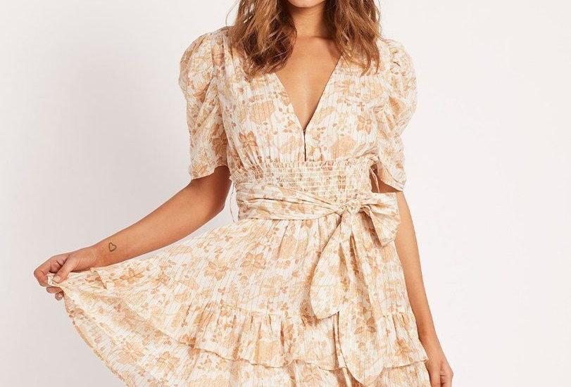 Cleobella Amirie mini dress