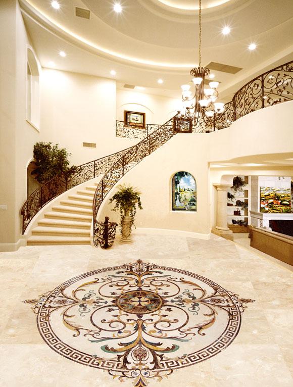 European-classic-stairs