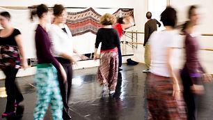 integrált kifejezés- és táncteápia