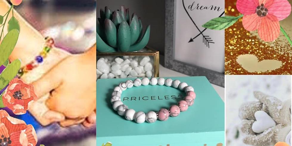 ATELIER : création de bracelets d'intentions parent & enfant