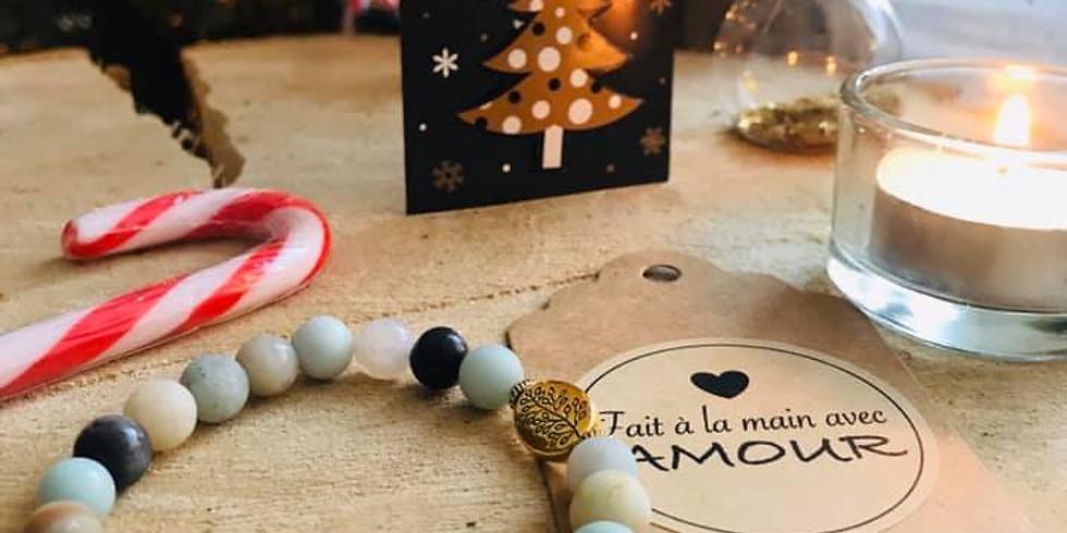 Atelier : création de bracelets d'intention pour offrir à Noël