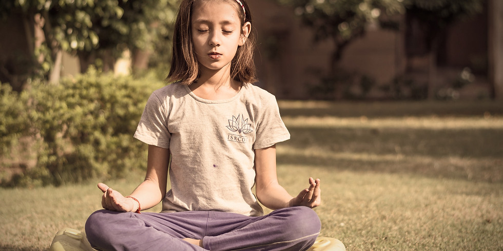 ATELIER : méditation parent - enfant (2)