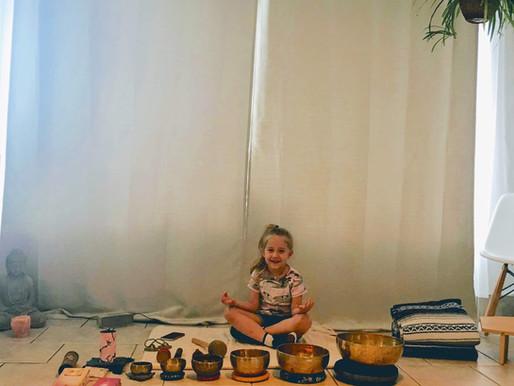 Méditation parent-enfant