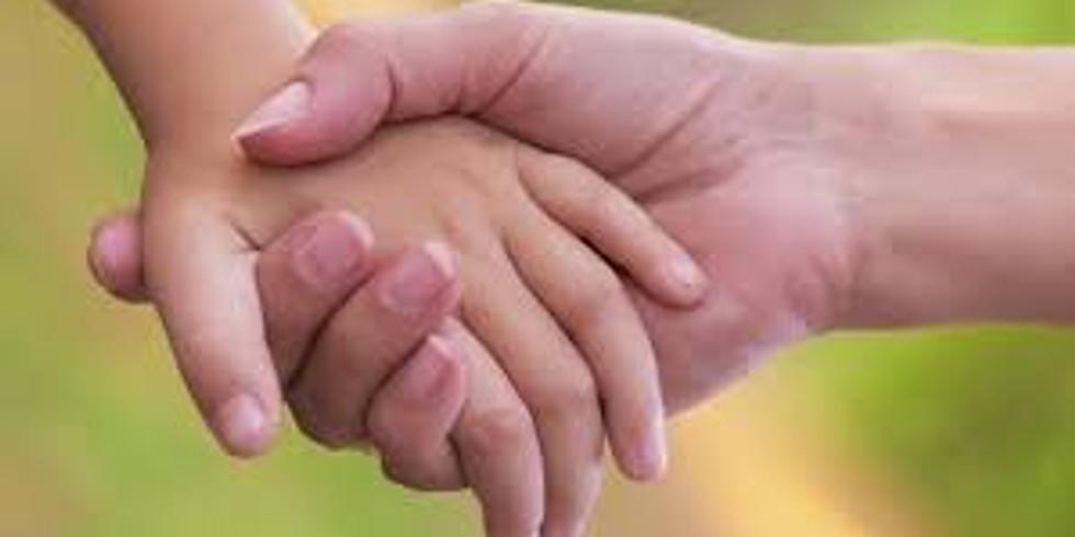 ATELIER : massage parent-enfant et toucher énergétique