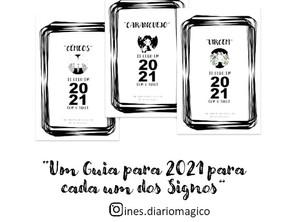 DE OLHO EM 2021 COM O TAROT ✨