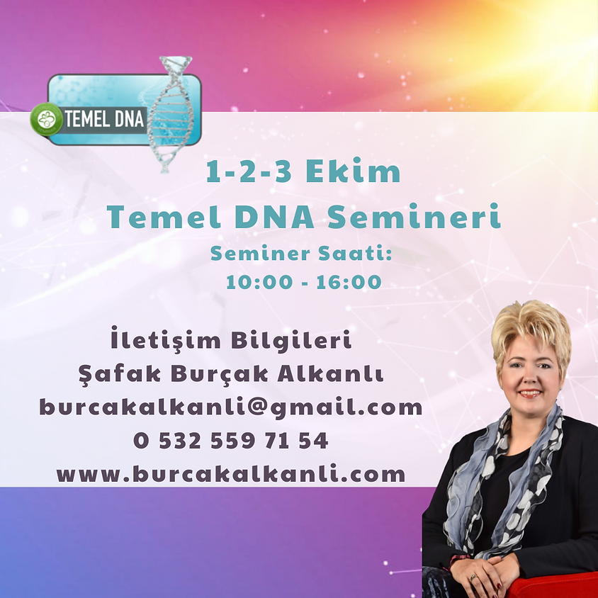 Online ThetaHealing® Temel DNA Semineri
