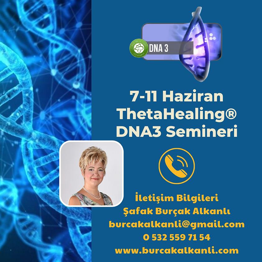 ThetaHealing® DNA3 Semineri