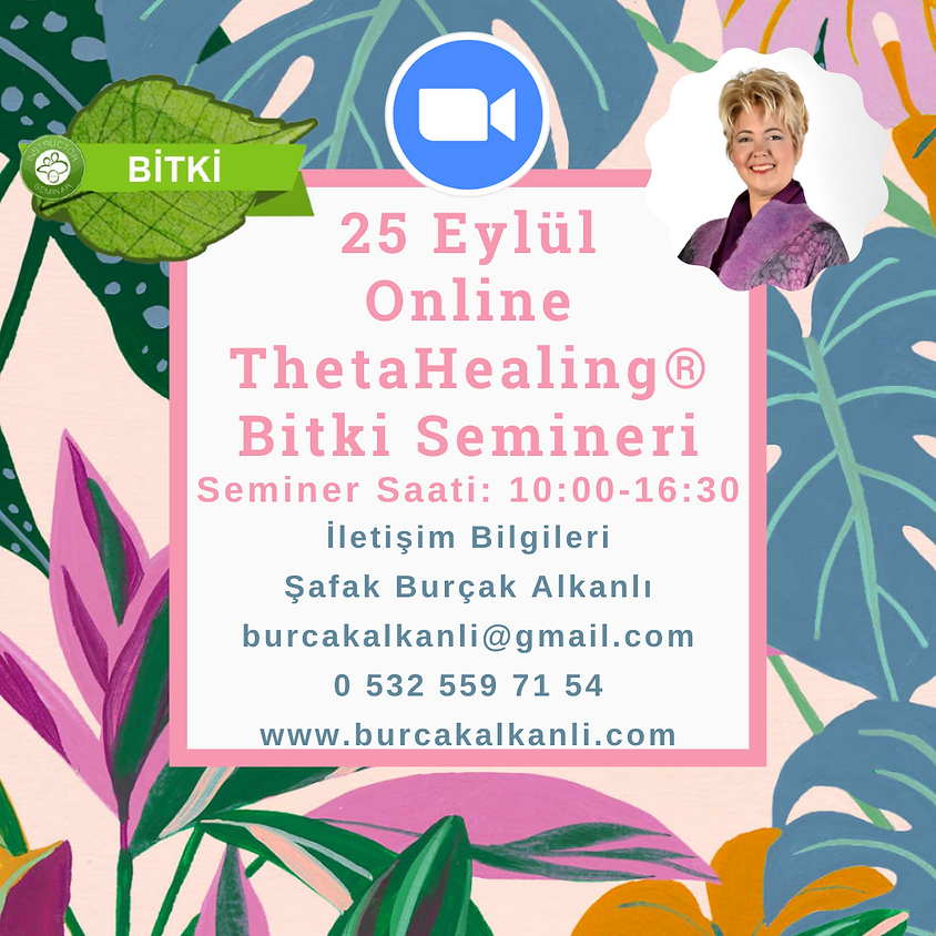 Online ThetaHealing® Bitki Semineri