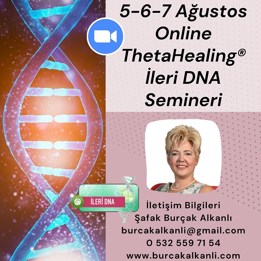 Online ThetaHealing® İleri DNA Semineri