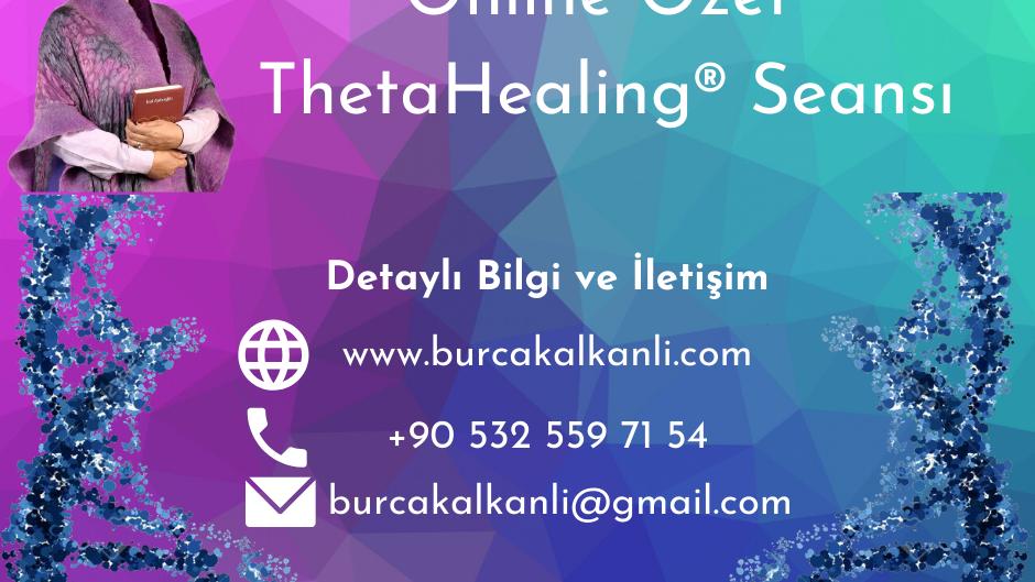 Online Özel ThetaHealing® Seansı