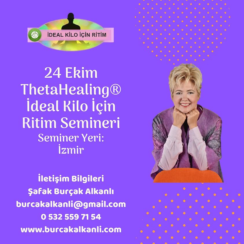 ThetaHealing® İdeal Kilo İçin Ritim Semineri