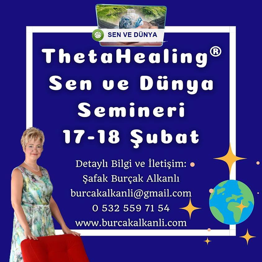 ThetaHealing® Sen ve Dünya Semineri