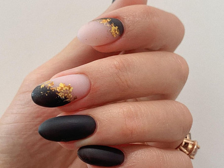 Matte nails 2021: trendy design ideas for your nails