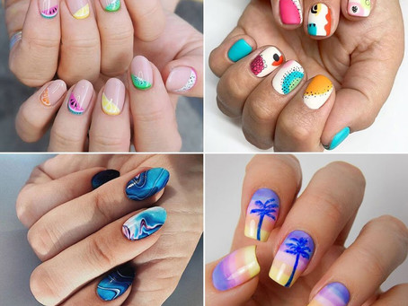 Hottest summer nail designs 2021 designs: stylish trends