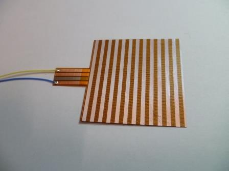50x50mm radiant flux sensor