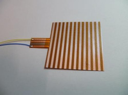 Capteur de flux radiatif 50x50mm