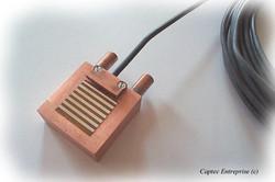 Capteur de flux radiatif refroidi