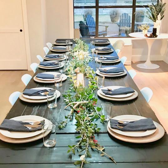 Casa Cuernavaca Supper