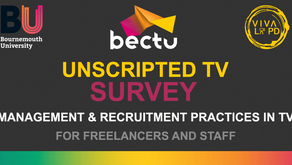 Viva La PD Partners with Bectu and Bournemouth University for Latest Survey