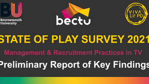 State of Play Survey 2021: Preliminary Report