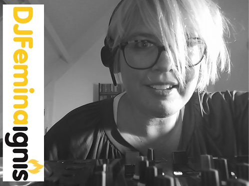 DJ sessie