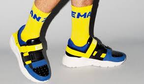 Niet hip, maar wel happening: Zeeman sneaker als pr stunt!