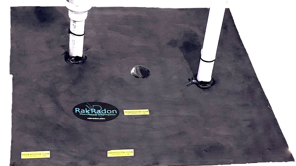 Radon Sump Pump Cover