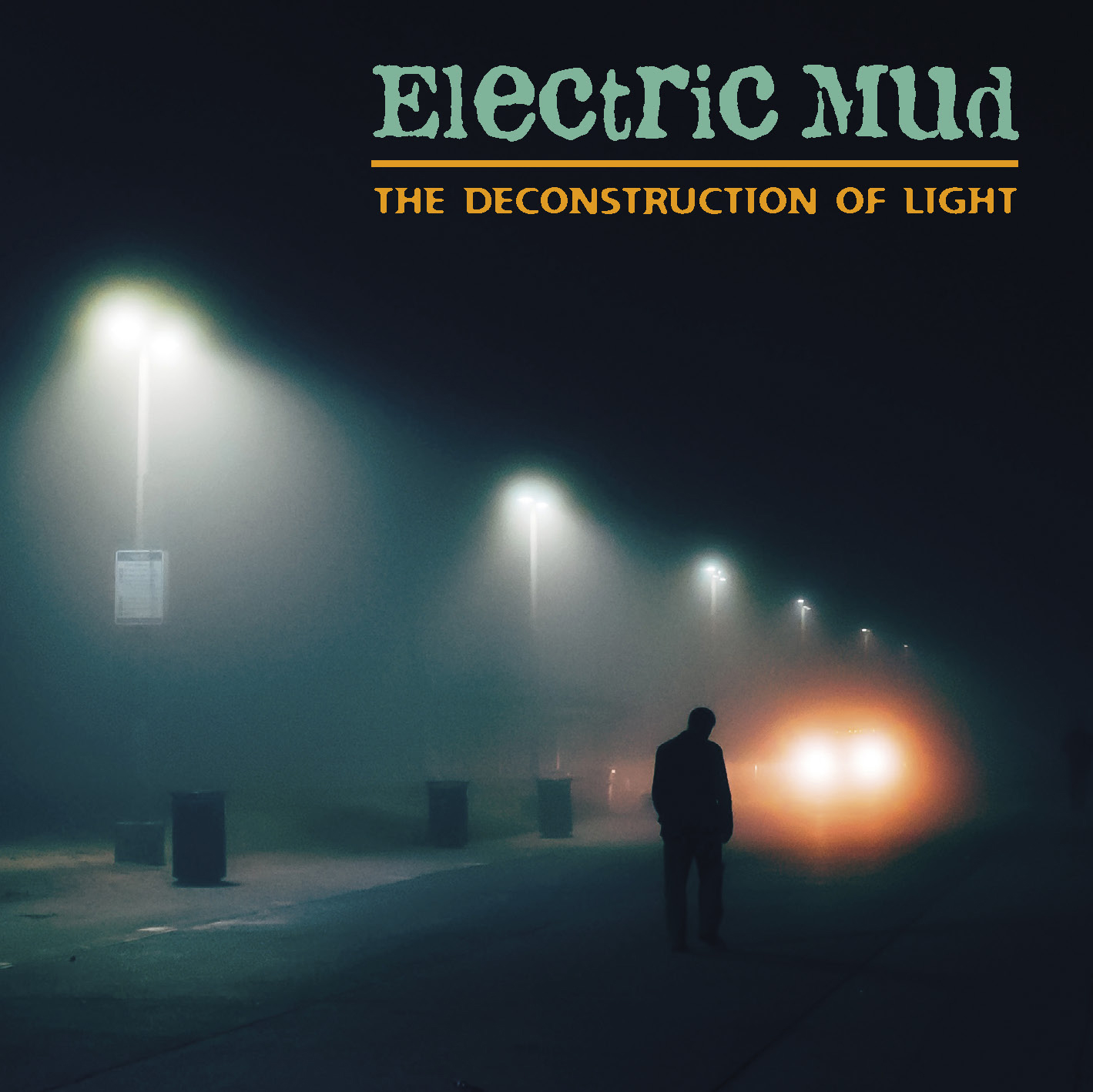Album Cover _The Deconstruction of Light_