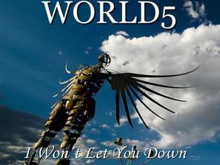 "WORLD5 ""POP ROCK WITH A GLOBAL INFLUENCE"" @world5music"