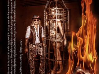 Pablo Mercedes: Devil And God. Una actitud. @rabidapparel @only_rock_radio