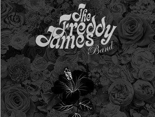 The Freddy James Band is on www.onlyrockradio.tk