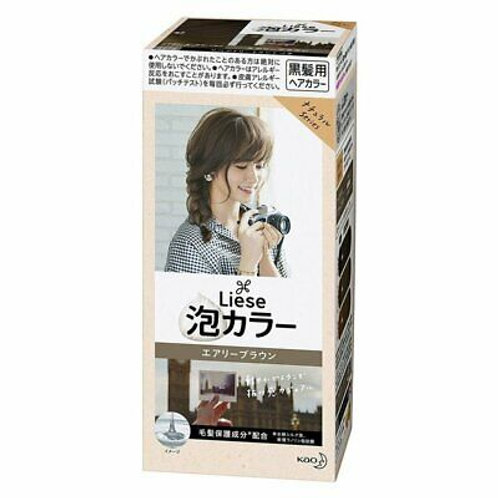 KaoBubble Hair Color  – Air Brown