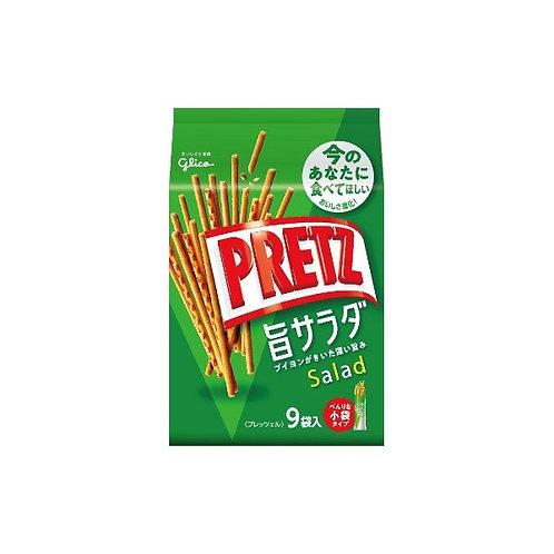 glico pretz salad 9packs 143g