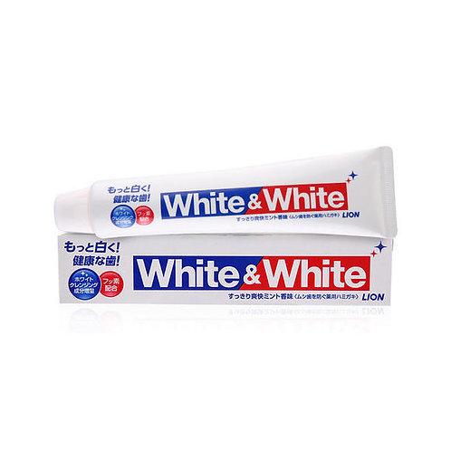 Lion White White toothpaste
