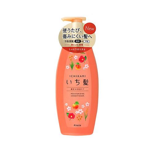 Ichikami Moisturizing Hair Conditioner 480Ml