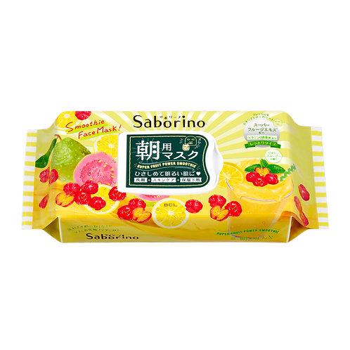 Saborino Morning Facial Mask Vitamin Smoothie 28Pcs