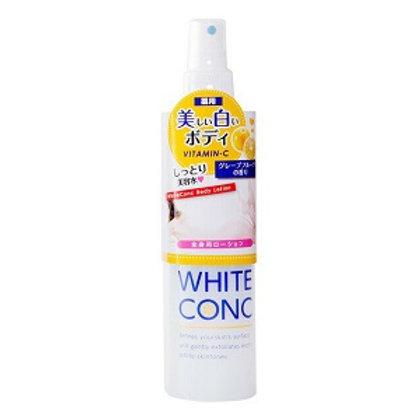 White Conc Body Lotion C II 245Ml