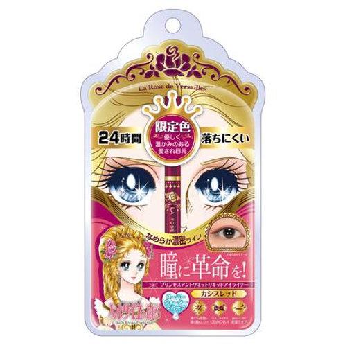 The Rose Of Versailles Princess Antoinette Liquid Eyeliner Cassis Red