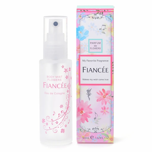 Fiancee Body Mist Flower And Bud Waltz 50Ml