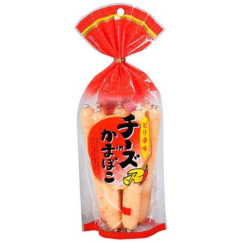 Natori | Cheese in Kamaboko Spicy (32g x 8 pcs) 256g
