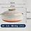 Thumbnail: Ginpo Hana Mishima Donabe Japanese Clay Pot Size 9/3.2L
