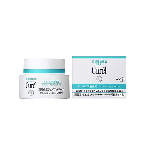 Kao Curel Intensive Moisture Care Cream 40G