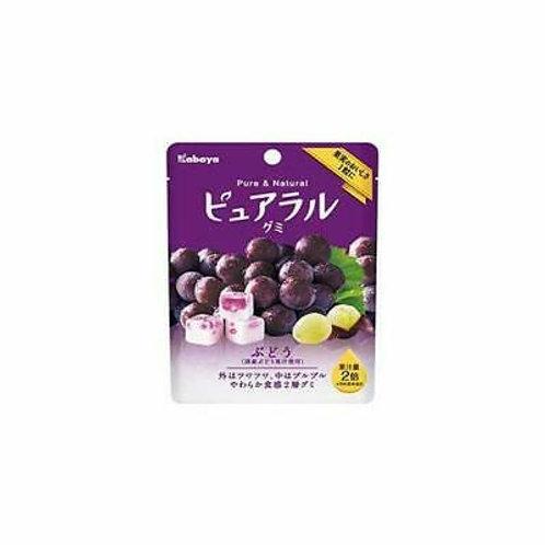 Pureral gummy Grape 45g