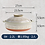 Thumbnail: Ginpo Hana Mishima Donabe Japanese Clay Pot Size 8/2.2L