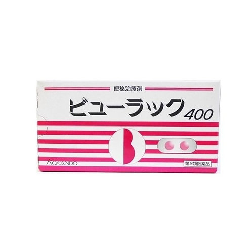 KOKANDO Beauluck A 400 Tablets Anti Constipation