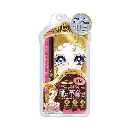 The Rose Of Versailles Princess Antoinette Smooth Touch Pencil Eyeliner Brown