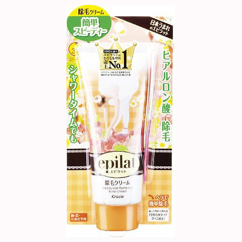 Epilat Hair Removing Body Cream For Sensitive Skin 150G