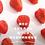 Thumbnail: THREE SQUIRREL Small Dried Strawberry 106G