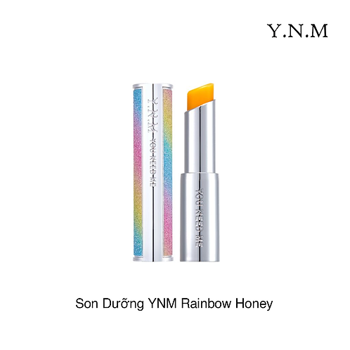 YNM Rainbow Honey Lip Balm