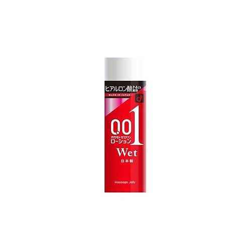 Okamoto zero one wet lotion jelly lubrication gel 200g